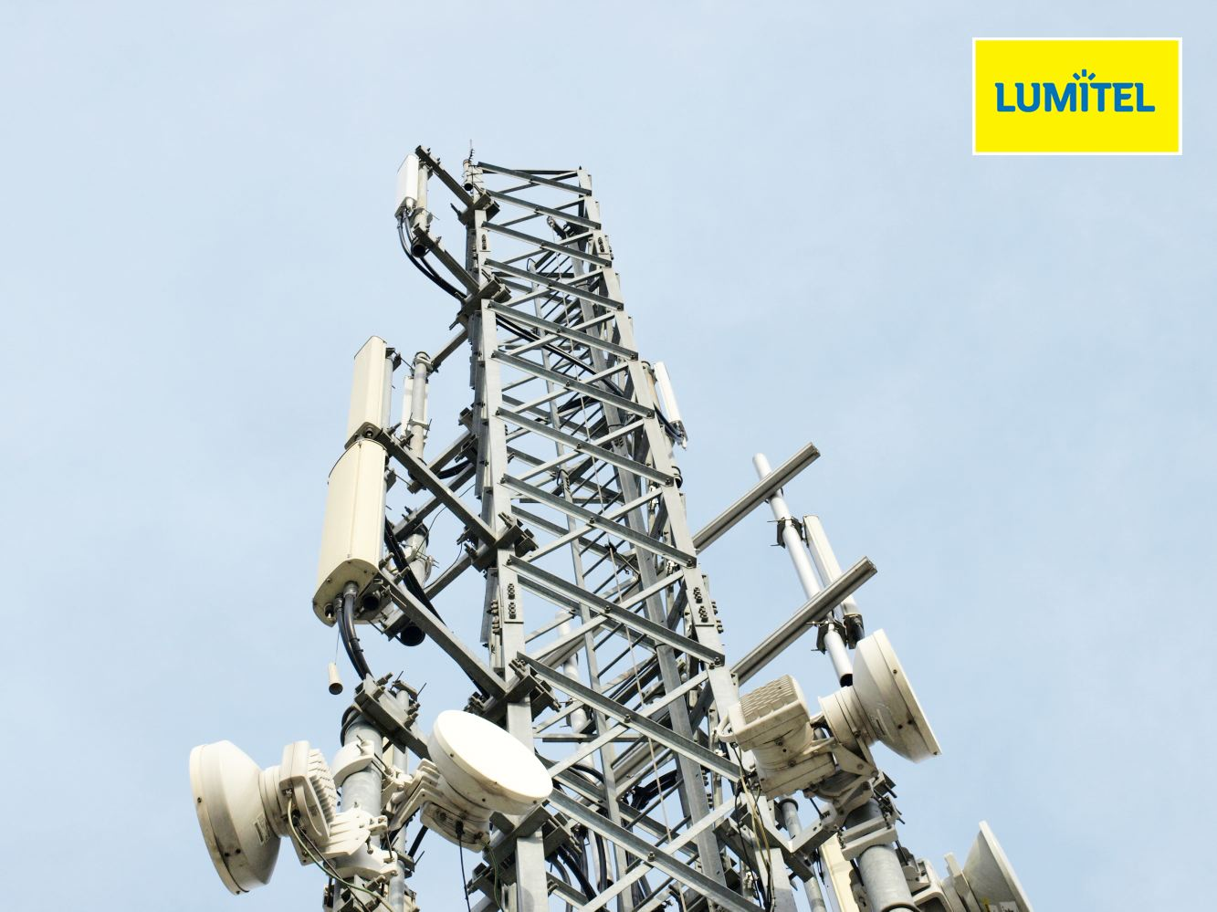 Lumitel uses Globiots for Remote Monitoring of their BTS Stations